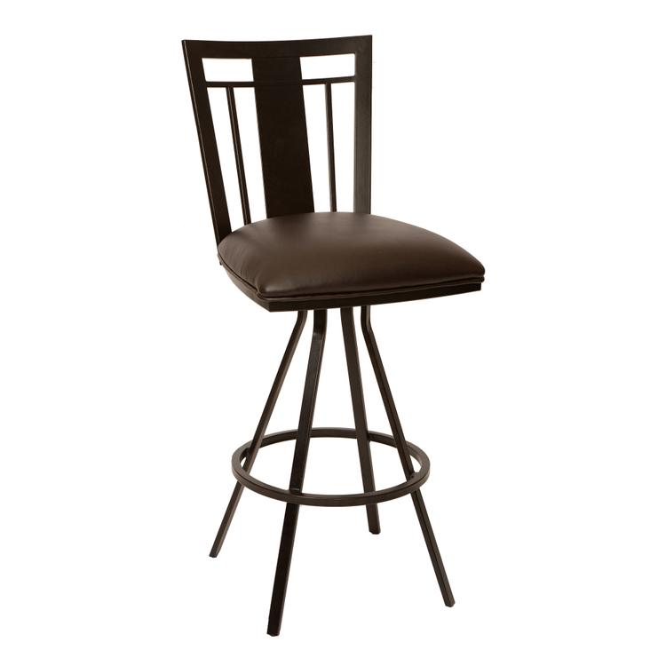 Armen Living Cleo Transitional Barstool