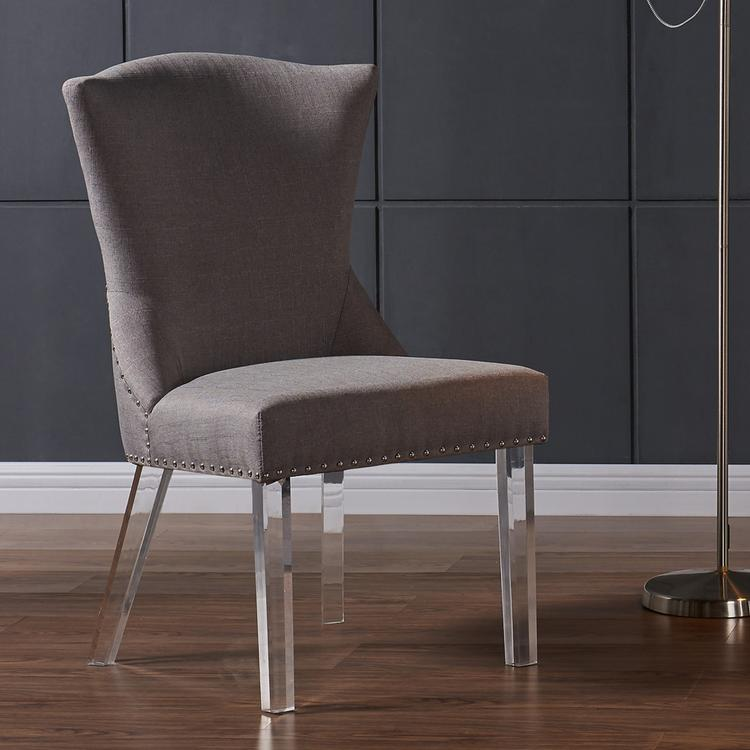 Armen Living Jade Modern And Contemporary Dining Chair