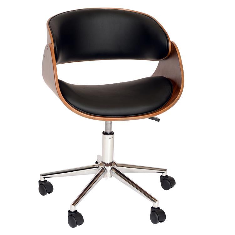 Armen Living Julian Modern Office Chair