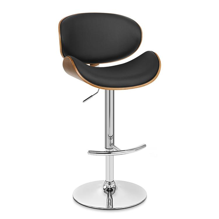 Armen Living Naples Swivel Barstool