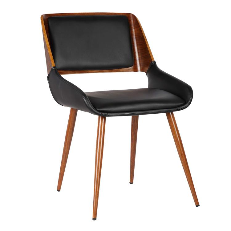 Armen Living Panda Mid-Century Dining Chair