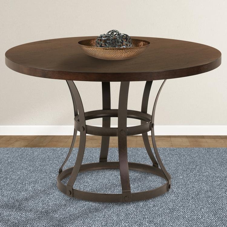 Armen Living Saugus Contemporary Dining Table