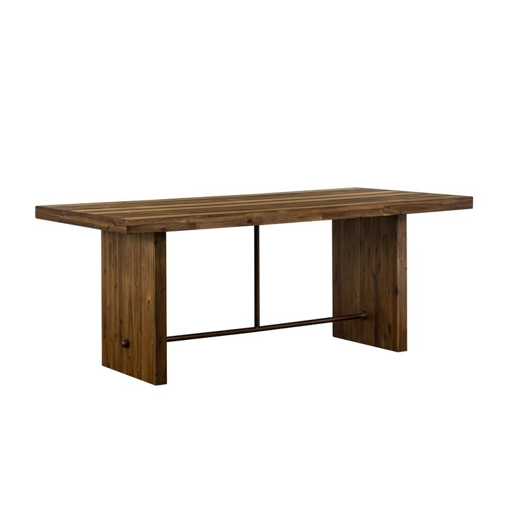Armen Living Superb Rustic Oak Dining Table [Item # LCSUDIRU]