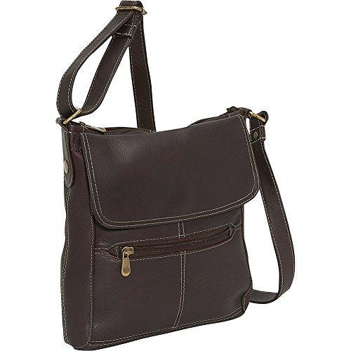 Front Flap Top Zip Bag