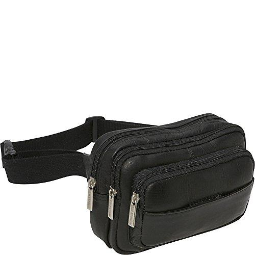 Three Compartment Waist Bag