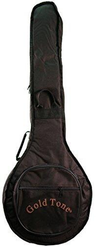 Gold Tone Light Duty Bag For Openback Banjo