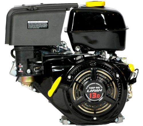 13HP Recoil Start Horizontal Shaft Engine