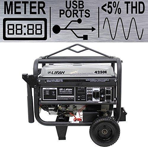 Pro-Series Platinum Generator