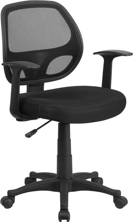 Mid-Back Mesh Swivel Task Chair