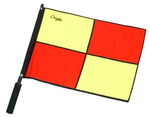 Official Checkered Flag with Border Set of 2