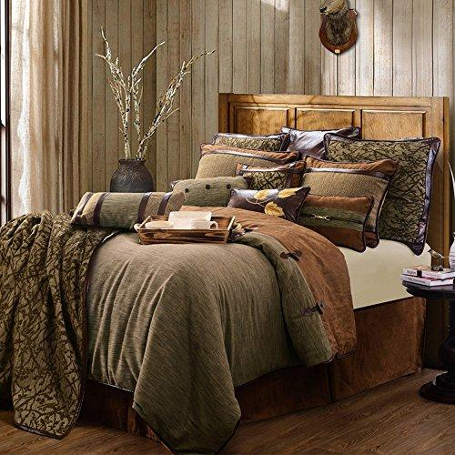 5-PC Highland Lodge Collection, Super King