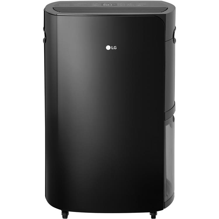 LG Energy Star PuriCare 70-Pint Dehumidifier in Black