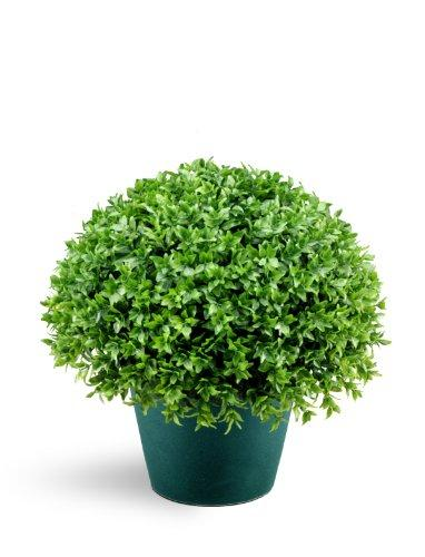 National Tree Artificial Globe Japanese Holly