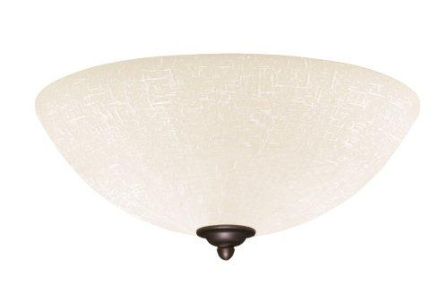 White Linen Light Fixture