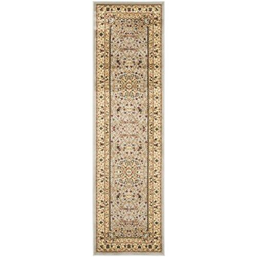 Traditional Rug - Lyndhurst Polypropylene, 2150Gr/Sqm -Grey/Beige