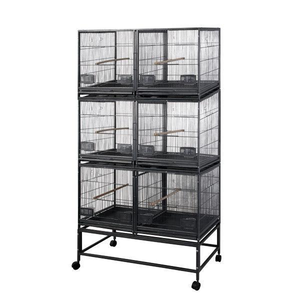 6 Unit Breeder Cage