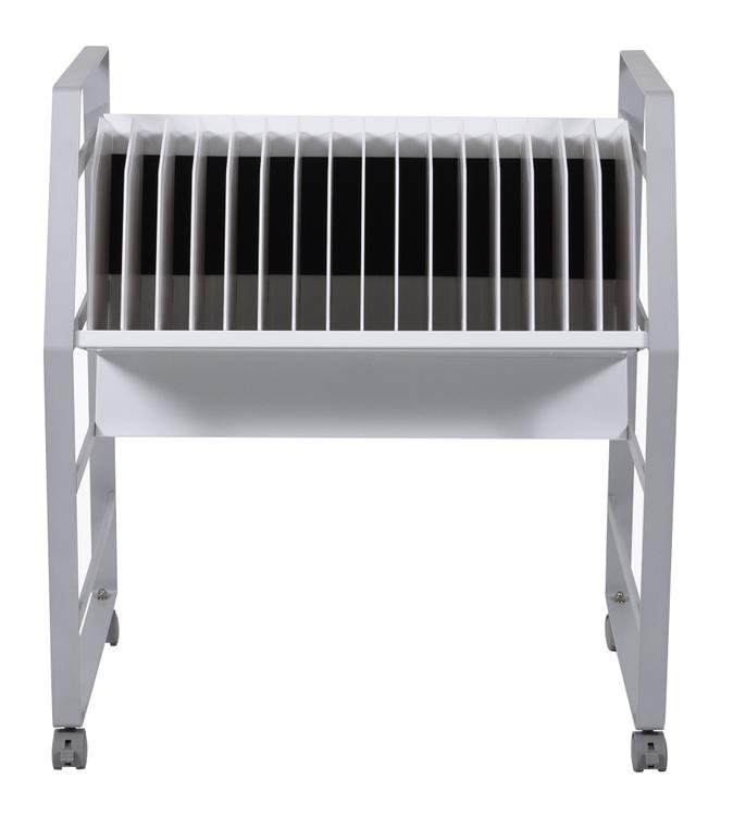 Tablet/Chromebook Open Charging Cart