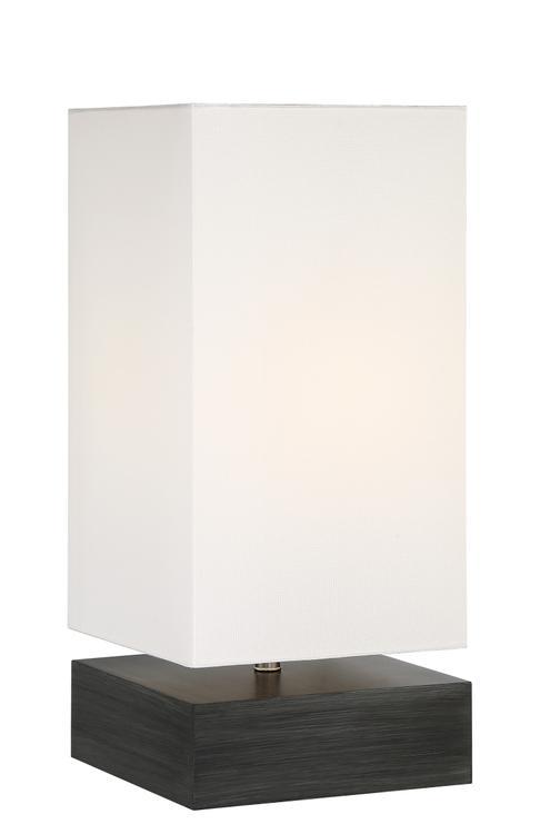 SERINA TABLE LAMP [Item # LS-23272WHT]