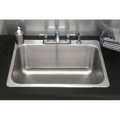 A-Line Laundry / Utility Sink Drop-in Sink