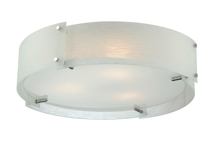 KAELIN FLUSH MOUNT [Item # LS-5420C/FRO]