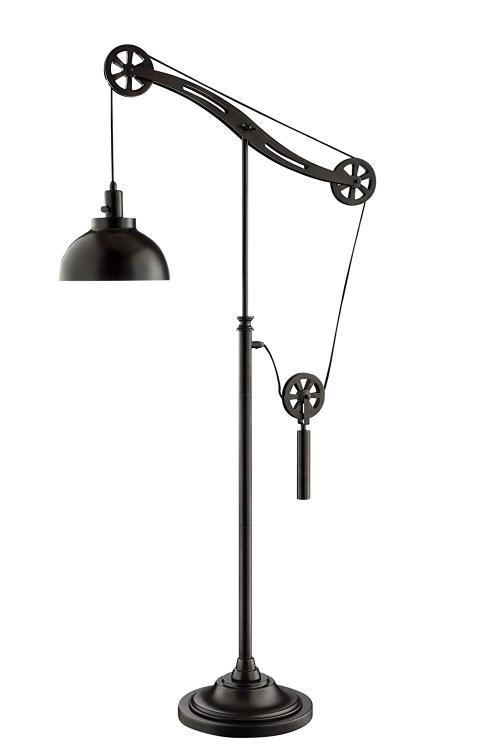 GARRETT FLOOR LAMP [Item # LS-83118]