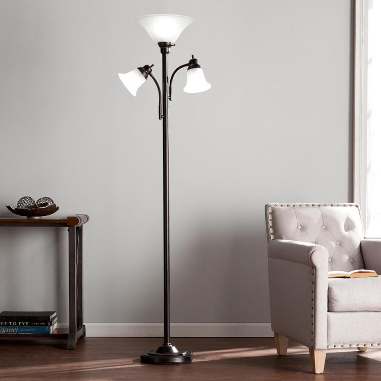 SEI Orson Floor Lamp