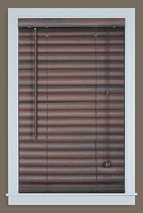 Luna Vinyl Venetian Blind with Valance