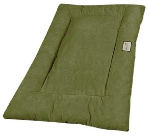 Armarkat Pet Bed Mat 27-Inch by 19-Inch by 2.5-Inch M01-Medium, Sage Green