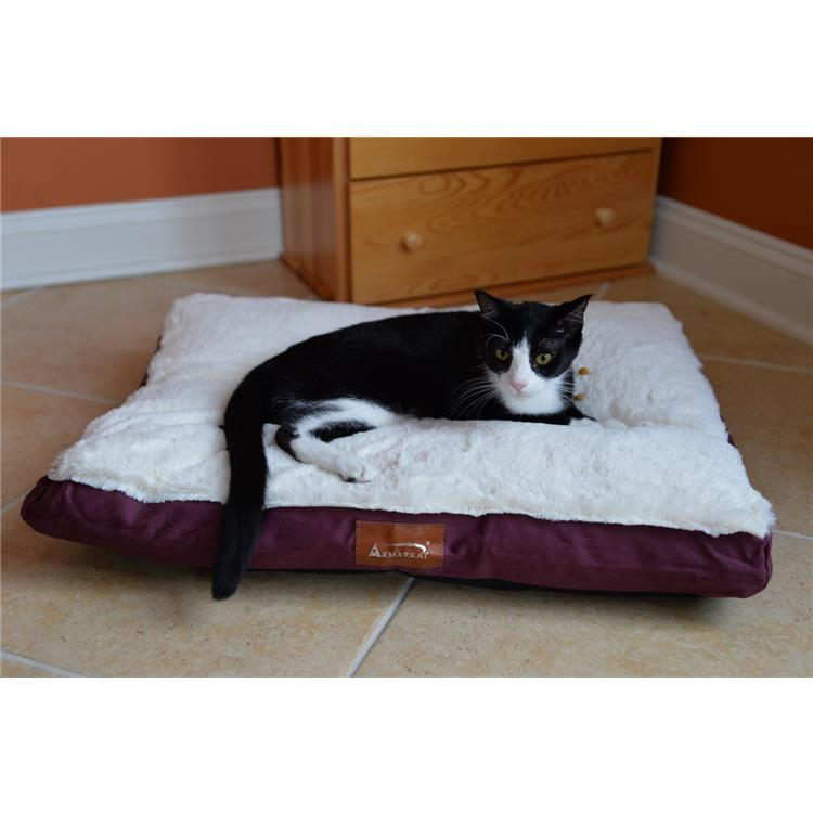 Armarkat Pet Bed Mat Pillow for Cats and Small Dog