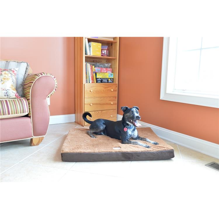 Armarkat Memory Foam Orthopedic Pet Bed Pad