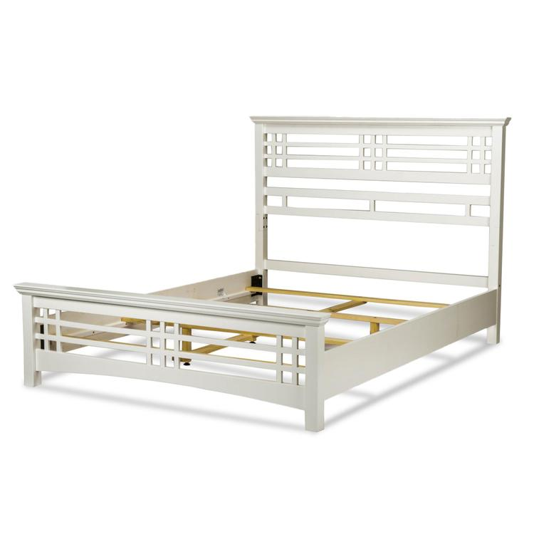 Avery Complete Bed With Frame