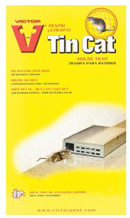 M310S Trap Mouse Live Ctch
