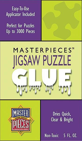 Puzzle Glue-4oz