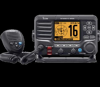 Icom VHF, w/Hailer, AIS, N2K