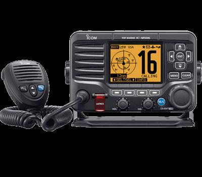 VHF, w/Hailer, AIS, N2K, Rear Mount Mic