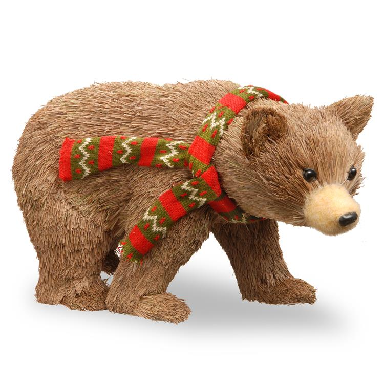 National Tree 9 inch Bear Cub [Item # MA10-MR15117-1]