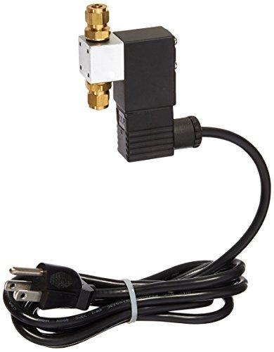CO2 Gas On/Off Inline Solenoid