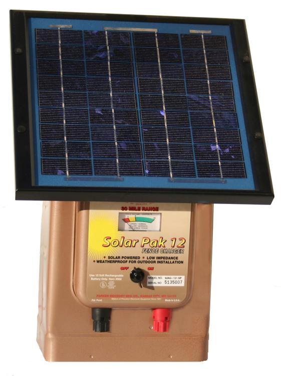 Parmak Precision Mag12Sp Magnm Solr Fencr 12V