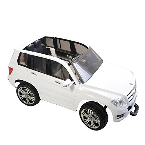GLK 300 Powered Ride On Car, White