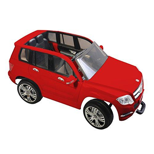 GLK 300 Powered Ride On Car, Red