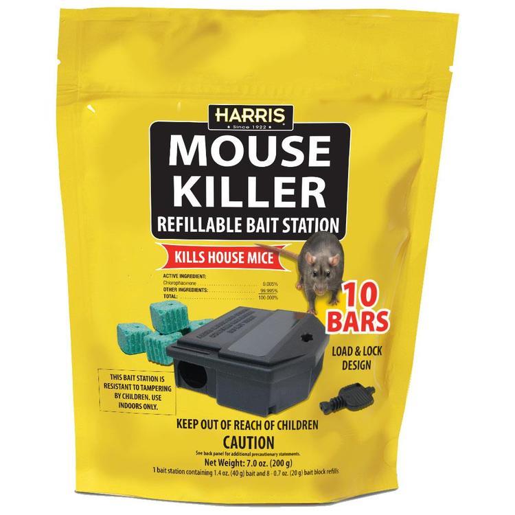 CA MOUSE KILLER BARS