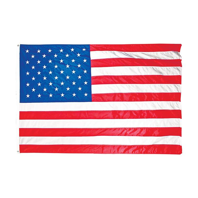 United States Outdoor Nylon Flag, 4' x 6'