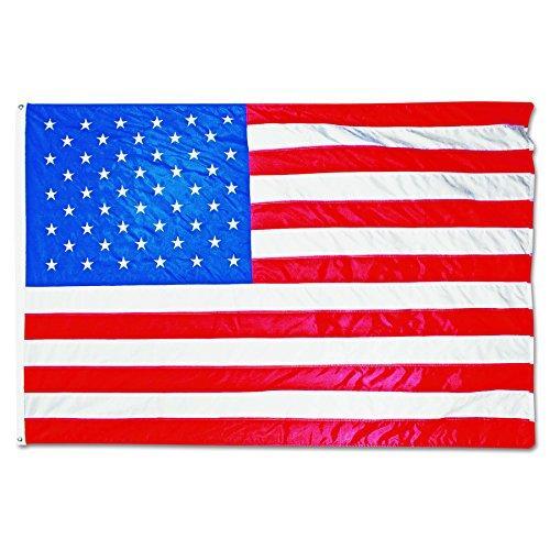 United States Outdoor Nylon Flag, 5' x 8'