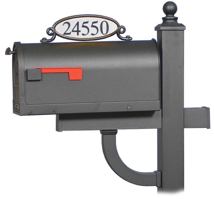 Mbplaq0B Mailbox Plaque