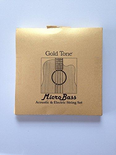 Rubber/Polmer Microbass Strings