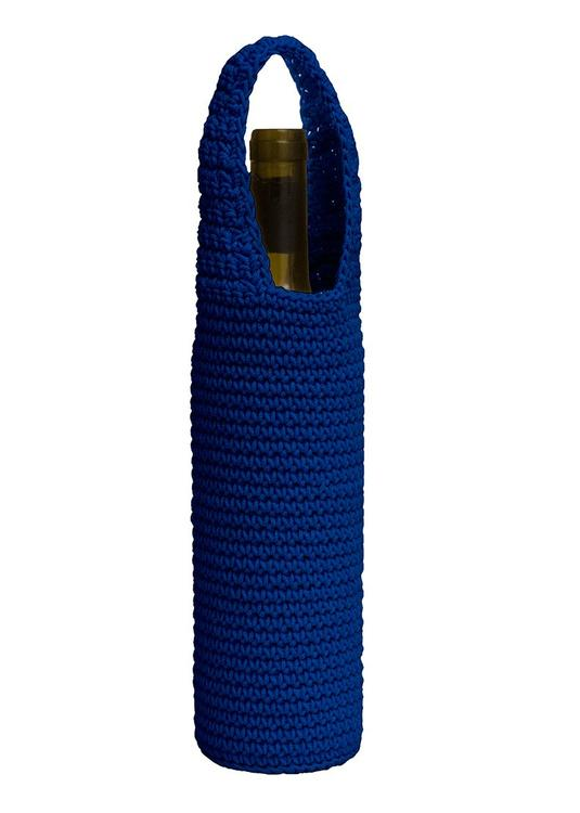 Heritage Lace Mode Crochet Wine Bottle Wrap