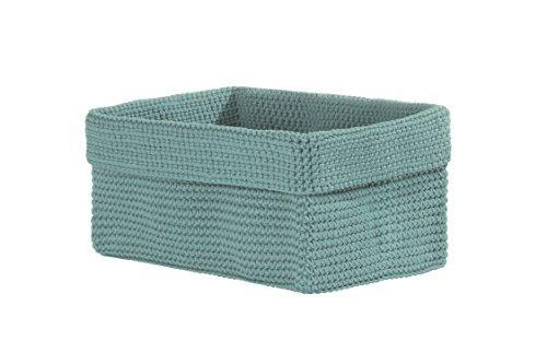 Mode Crochet 10X6X7 Rctng Bskt