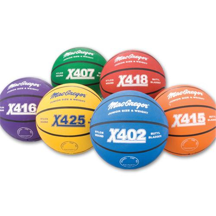 MacGregor Multicolor Basketball