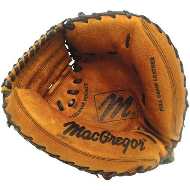 MacGregor Mac Varsity Series Catchers Mitt Rht