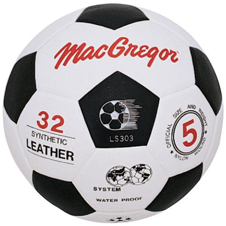 Molded Synthetic Soccer Ball